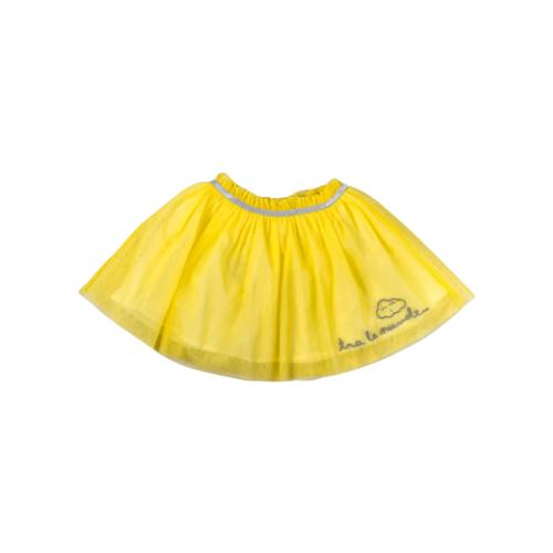 Юбка Brums размер 12М (80), желтый