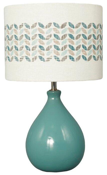 Купить Настольная лампа Lamplandia L1130P BLUE, Е14*макс 60Вт по низкой цене с доставкой из Яндекс.Маркета (бывший Беру)
