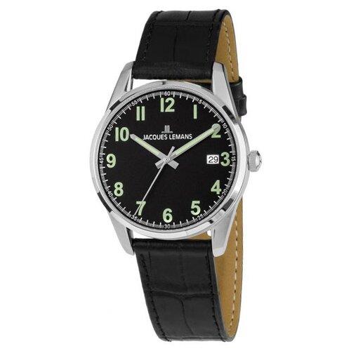 Фото - Наручные часы Jacques Lemans 1-2070A наручные часы jacques lemans 1 2027d