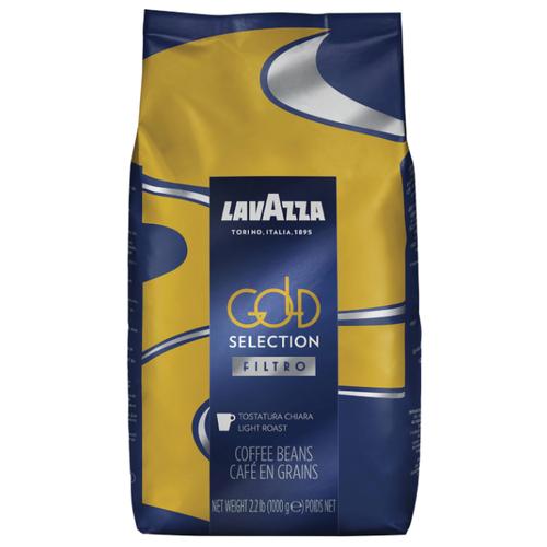 цена Кофе в зернах Lavazza Gold Selection Filtro, арабика, 1000 г онлайн в 2017 году