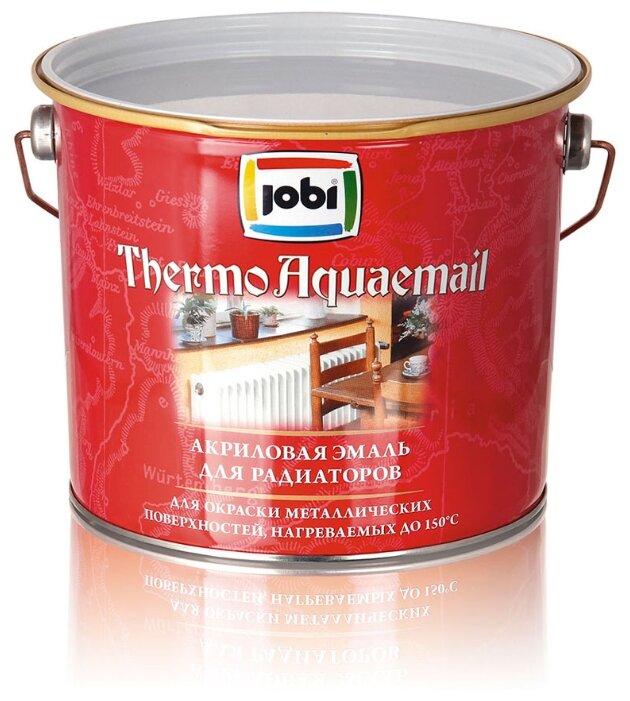 Эмаль акриловая (АК) Jobi Thermo aquaemail
