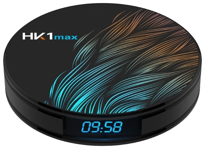 Smart TV приставка Vontar HK1 MAX 4Gb + 128Gb