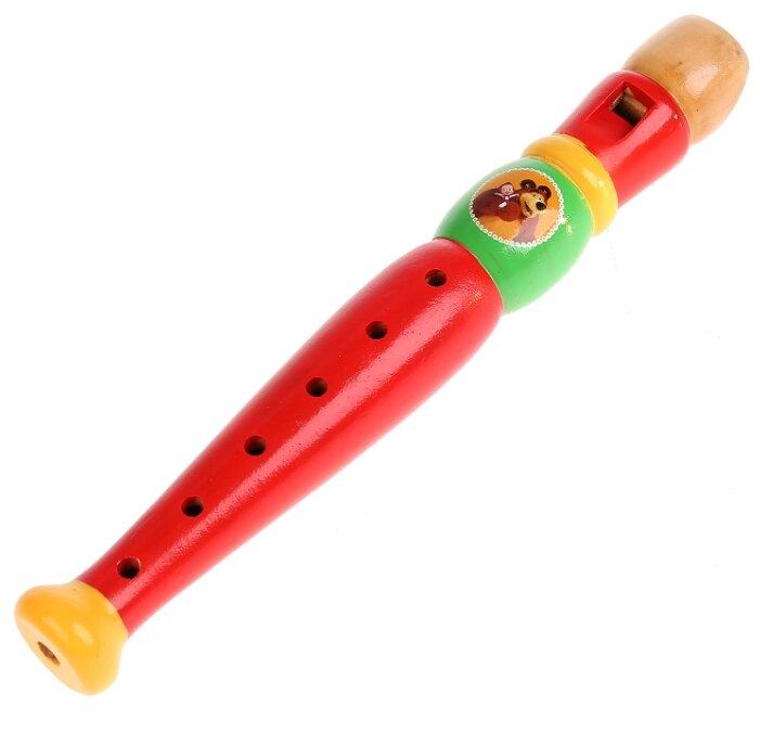 Играем вместе флейта Маша и Медведь HLJ180108-4