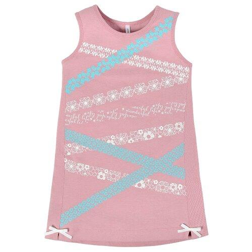 Платье Мамуляндия размер 116, темно-розовый, Платья и сарафаны  - купить со скидкой