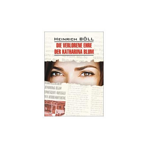 Купить Бёлль Генрих Теодор Потерянная честь Катарины Блюм. Книга для чтения на немецком языке , Каро, Учебные пособия