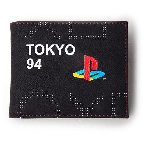 Кошелек Difuzed: Sony Playstation Men's Bifold Wallet MW752363SNY кошелек obey drexel bifold wallet black