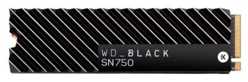 Твердотельный накопитель Western Digital WD Black SN750 500 GB (WDS500G3XHC)