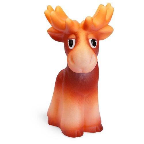 Фото - Игрушка для ванной ОГОНЁК Лось (С-921) оранжевый игрушка для ванной огонёк лось