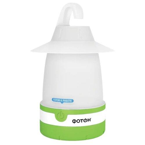 Кемпинговый фонарь ФОТОН C-300 зеленый ручной фонарь фотон рb 5200
