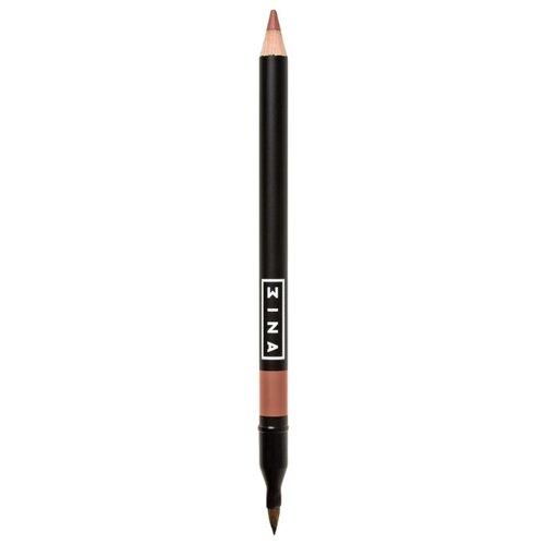 3INA Карандаш для губ с аппликатором 3INA 502 3ina карандаш для губ с аппликатором 3ina 513