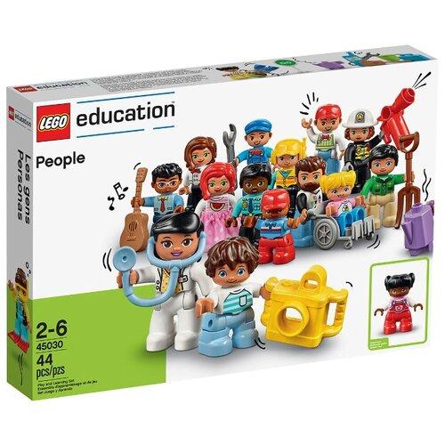Купить LEGO 45030 Набор Люди, LEGO Education, Комплектующие и аксессуары для робототехники