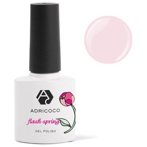 Купить Гель-лак для ногтей ADRICOCO Flash Spring, 8 мл, 01 Первый тюльпан