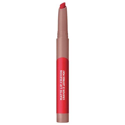 Купить L'Oreal Paris Помада для губ Infaillible Matte Lip Crayon, оттенок 111