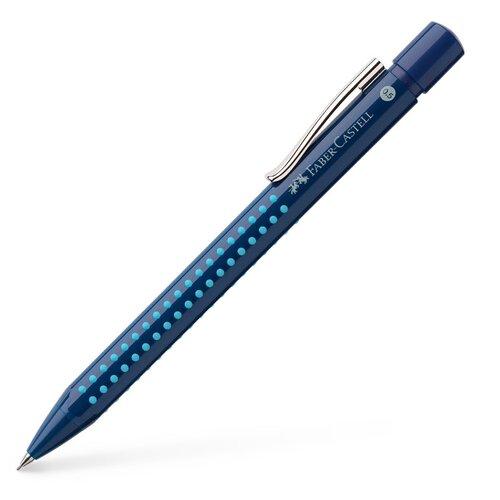 Faber-Castell Механический карандаш Grip 2010 B, 0,5 мм 1 шт. синий faber castell ластик grip 2001 цвет синий