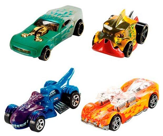 Купить Машинка Hot Wheels Color Shifters (BHR15) 1:64 по низкой цене с доставкой из Яндекс.Маркета (бывший Беру)