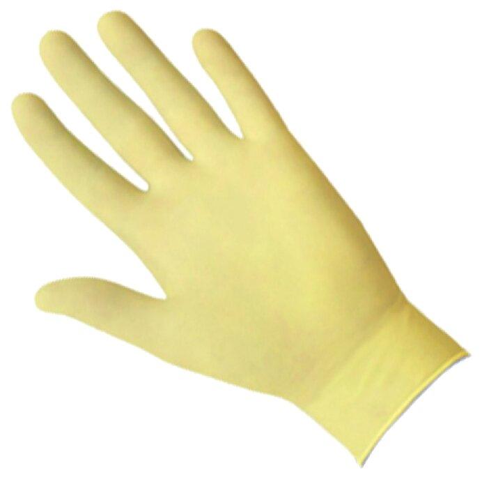 Перчатки смотровые Safe&Care TL202