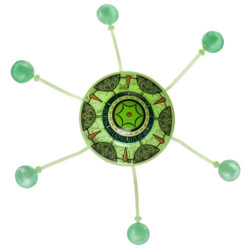 Купить Игрушка-антистресс BONDIBON НЛО (ВВ4283) зеленый, Игрушки-антистресс
