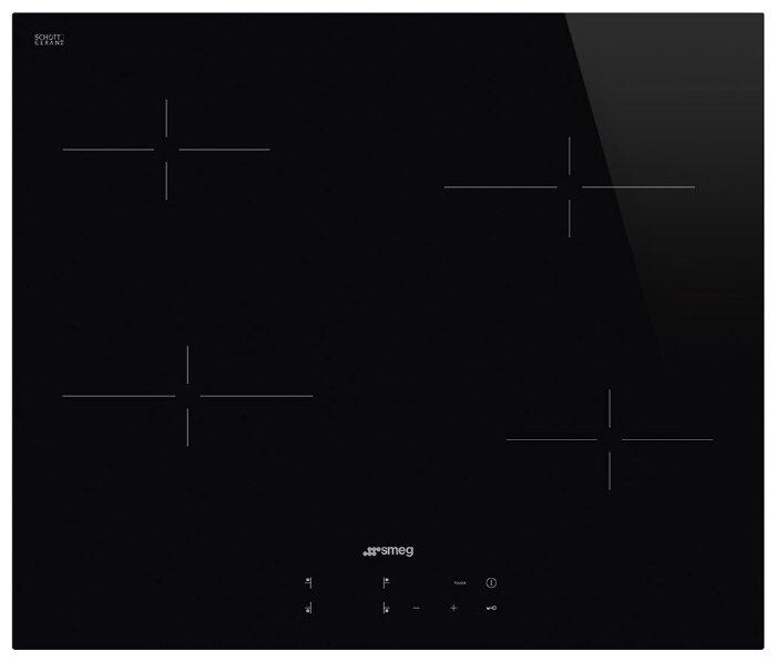 Электрическая варочная панель smeg SE264TD