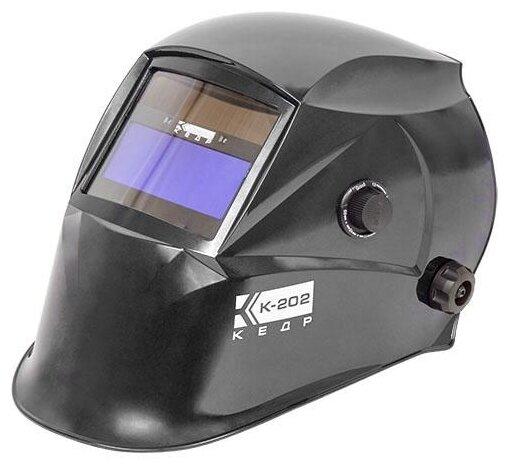 Маска Кедр К-202 8005125 черная