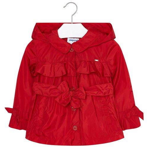 Купить Куртка Mayoral размер 134, 086 красный, Куртки и пуховики