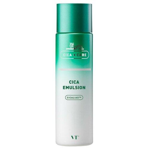 VT Cica emulsion эмульсия для чувствительной кожи лица, 200 мл