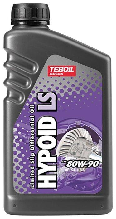 Трансмиссионное масло Teboil HYPOID LS