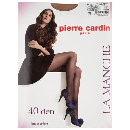 Колготки Pierre Cardin La Manche, Basic Line 40 den, размер II-S, visone (бежевый)