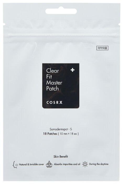 COSRX Ультра тонкие патчи против акне Clear