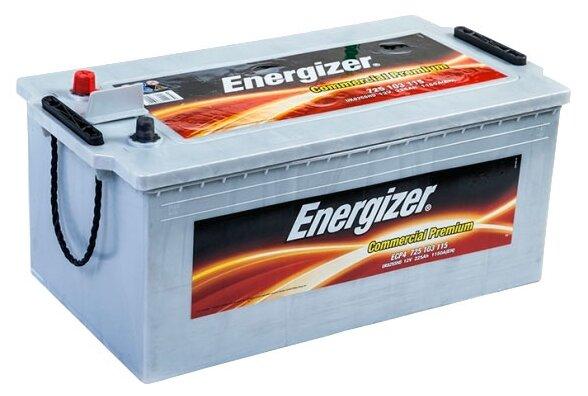 Аккумулятор для грузовиков Energizer Commercial Premium ECP4