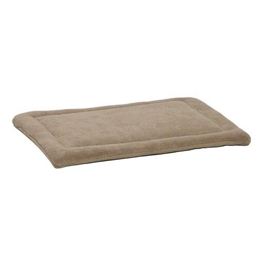 Лежак для собак и кошек Midwest QuietTime Deluxe Micro Terry 43х28 см бежевый