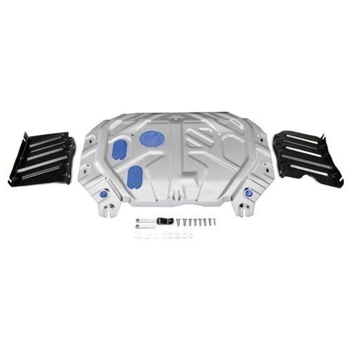 Защита картера двигателя и коробки передач RIVAL 333.2845.1 для Kia