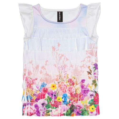 Блузка Acoola размер 98, белый acoola acoola блузка для школы izhora белая