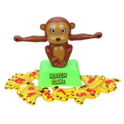 Развивающая игрушка Da Tai Toys Умная обезьянка коричневый/желтый развивающая игрушка 52431 коричневый