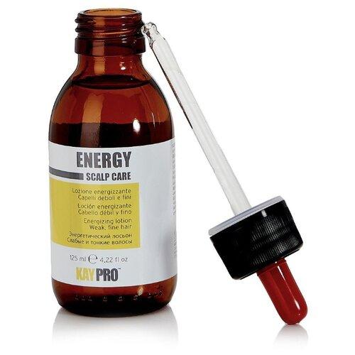 KayPro Energy Scalp Care Лосьон для волос и кожи головы против выпадения, 125 мл ducray неоптид лосьон от выпадения волос для мужчин 100 мл
