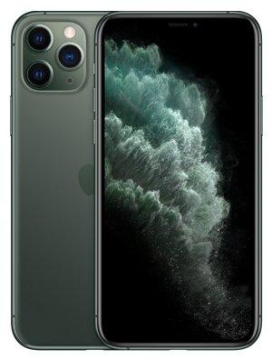 Купить Смартфон Apple iPhone 11 Pro 256GB темно-зеленый (MWCC2RU/A) по низкой цене с доставкой из Яндекс.Маркета (бывший Беру)