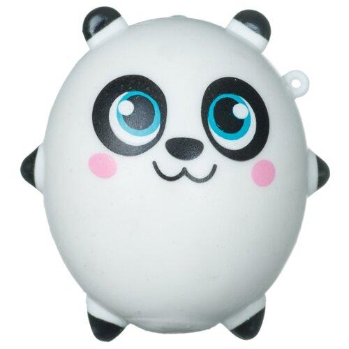Игрушка-мялка BONDIBON Мялка-кидалка Панда (ВВ4296) белый
