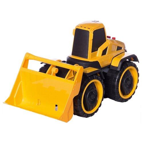 Купить Трактор ABtoys Спецтехника (C-00348) желтый/черный, Машинки и техника