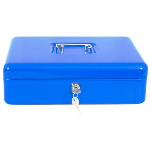 Сейф переносной SAFEGUARD YFC-25, синий