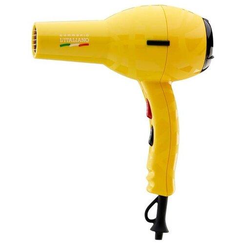 Фен Gamma Piu L'Italiano yellow gamma piu фен gammapiu 3500 tourmalionic красный 2500w
