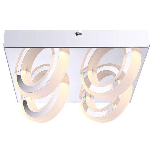 цена на Люстра светодиодная Globo Lighting Mangue 67062-4D, LED, 20 Вт