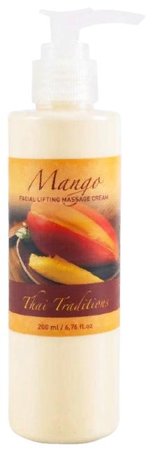 Thai Traditions Mango Facial Lifting Massage Cream