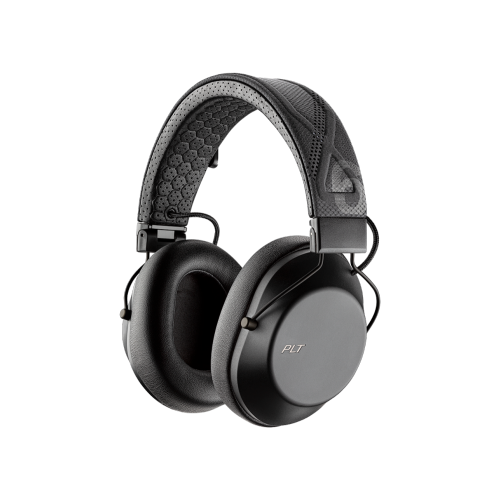 Беспроводные наушники Plantronics BackBeat FIT 6100 black чехол innovation для apple iphone 12 pro 12 plus silicone soft inside black 18019