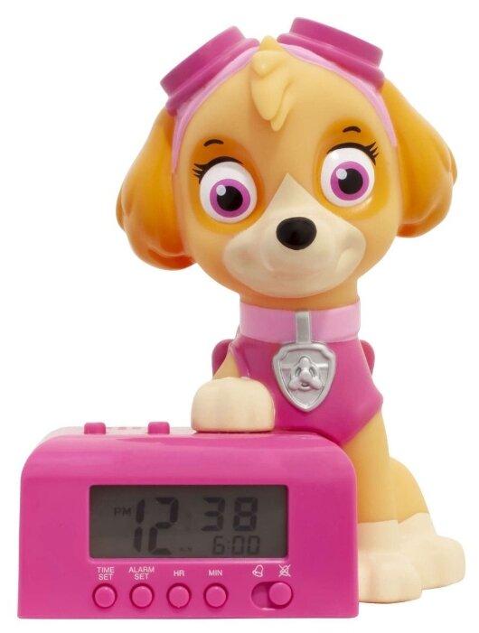 Часы настольные BulbBotz PAW patrol Skye