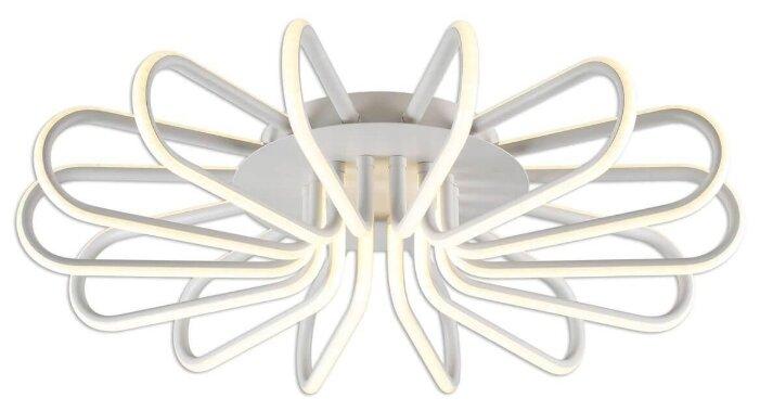 Люстра светодиодная Citilux Джемини CL229160, LED, 160 Вт