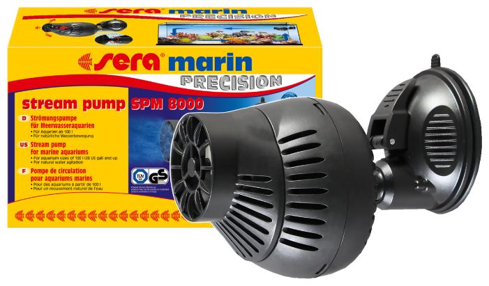 Помпа течения Sera SPM 8000 (31112) (8000 л/ч)