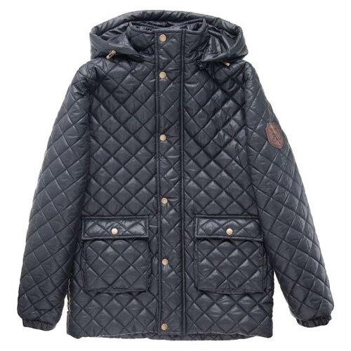 Купить Куртка V-Baby 62-018 размер 140, черный, Куртки и пуховики