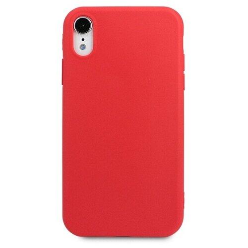 Купить Чехол Pastila TPU Matte для Apple iPhone Xr красный