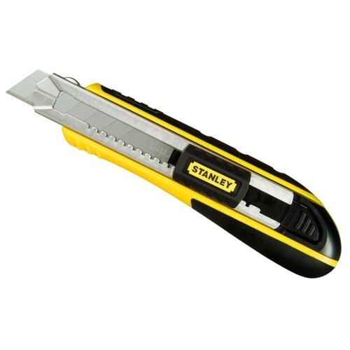 STANLEY Нож универсальный FatMax 0-10-481 18 мм черный/желтый нож строительный stanley fatmax® xtreme™ 0 10 789