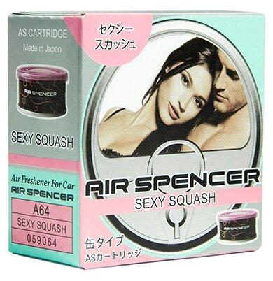 Eikosha Ароматизатор для автомобиля Air Spencer A-64, Sexy squash