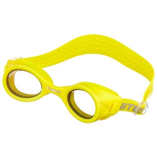 Фото - Очки для плавания ATEMI N7302/N7303 желтый очки маска для плавания atemi z401 z402 синий серый